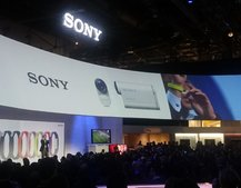 Sony Core and SmartBand shows it's hopping on to the fitness tracking treadmill too