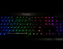 Video: Corsair RGB programmable keyboard to launch this year, has Cherry MX colour LEDs
