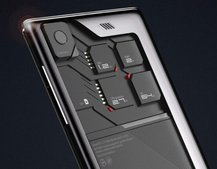 ZTE Eco-Mobius modular smartphone shows mobile future at CES 2014