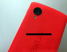 Google Nexus 5 in red and yellow leak before February release