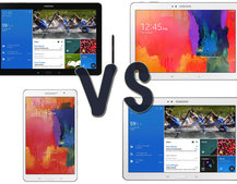 Samsung Galaxy NotePro vs Galaxy TabPro: What's the difference?
