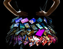 Nokia Lumia 1520 dress to be shown at London Fashion Week