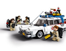 Lego Ghostbusters price and release date revealed, cheaper than Lego Simpsons