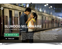 Samsung Smart TV adds subscription video service Mubi, providing access to expert-picked film collections