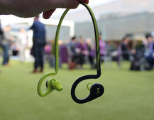 Plantronics BackBeat Fit brings Bluetooth stereo to exercise