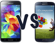 Samsung Galaxy S5 vs Galaxy S4: What's the difference?