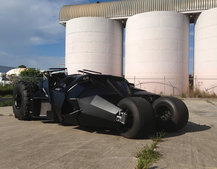 Buy a street-legal Batmobile Tumbler for $1 million