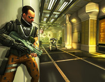Square Enix 99p iOS and Android sale includes Deus Ex: The Fall and Tomb Raider