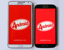 What's new in the Samsung Galaxy Note 3 and Galaxy S4 Android 4.4.2 KitKat update?