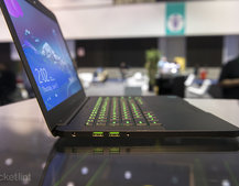 Razer updates 14-inch Blade laptop with upgraded graphics, multi-touch display