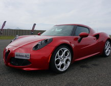 Hands-on: Alfa Romeo 4C review
