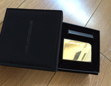Could Monster's 24K gold and platinum PowerCard phone chargers be most expensive out there?