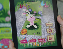 Asda teams with Zappar for AR Easter Adventure Hunt in stores, find the Easter bunny for a free gift