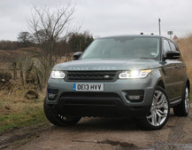 Range Rover Sport review (2014)