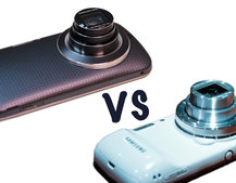 Samsung Galaxy K Zoom vs Galaxy S4 Zoom: What's the difference?