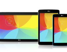 LG expands G Pad tablet range with 7.0, 8.0 and 10.1-inch devices