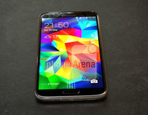 Metal Samsung Galaxy S5 Prime revealed in leaked photos