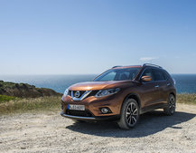 Nissan X-Trail review (2014)
