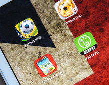 Best World Cup apps for Brazil 2014: iOS, Android, Windows Phone and BlackBerry