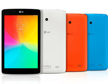LG G Pad 7.0 arrives with G3 smarts, G Pad 8.0 and 10.1 to follow