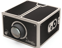 Turn your smartphone into a home cinema projector for £16: Can't be done? Think again