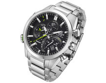 Bluetooth watches needn't look naff, Casio Edifice EQB-500 bucks trend