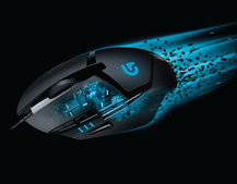 Logitech claims G402 Hyperion Fury is the fastest gaming mouse ever, and it's only £50