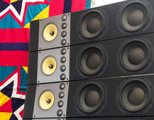 Experiencing the ultimate Bowers & Wilkins sound system - but you won't find it in any home