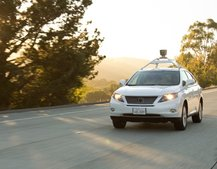 Google's self-driving cars are capable of breaking the speed limit, if necessary