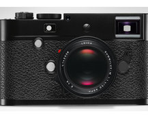 Leica M-P rangefinder camera packs full-frame pro specs into a small body