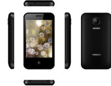 Mozilla launches Intex Cloud FX £20 smartphone, in India