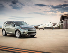 New Land Rover Discovery Sport comes with chance to win a flight to space on Virgin Galactic