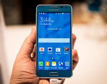 Samsung Galaxy Alpha is less like the iPhone than previously thought (hands-on)