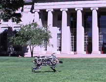 MIT built a robot cheetah that can run 10 mph, and it's electric-powered