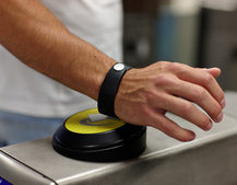 Can't pay by NFC on London Underground today, how about wearing a Barclaycard bPay wristband?