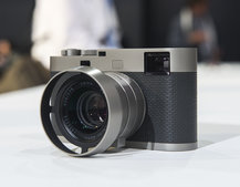 Hands-on: Leica M Edition 60 is the digital rangefinder camera with no LCD screen. No, really