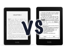 Amazon Kindle Voyage vs Kindle Paperwhite (2013): Which is better for me?