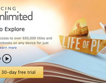 Amazon Kindle Unlimited, the Spotify of books, arrives in the UK