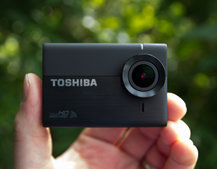 Toshiba Camileo X-Sports action camera review