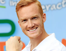 Music sounds better with... Greg Rutherford