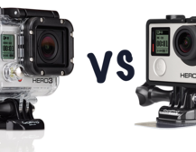 GoPro Hero4 Black Edition vs GoPro HD Hero3+ Black Edition: What's the difference?