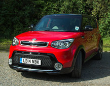Kia Soul Mixx review