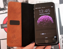 Just like magic, the Nodus Access Case holds your iPhone in place with Micro-Suction