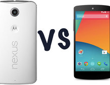 Nexus 6 versus Nexus 5: What's the difference?