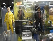 Heisenberg 'mad' as Breaking Bad action figures pulled from Toys R Us after online petition