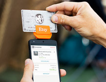Etsy debuts free Square-like credit card reader for real-world sellers