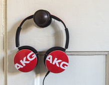 AKG Y50 on-ear headphones review: Budget brilliance