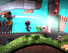 Little Big Planet 3 gameplay preview: PS4 sequel focuses on multiplayer