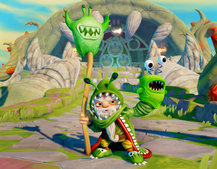 Skylanders Trap Team preview: In-game characters can finally enter the real world