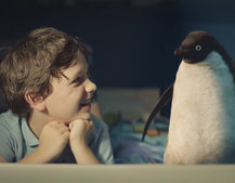 John Lewis goes techtastic for new Monty the Penguin Chris